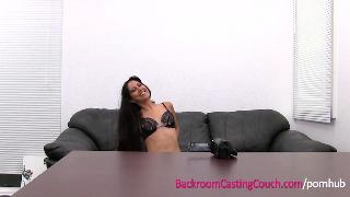 Persian Squirter Anal Fail, Ambush Creampie Win On Casting Couch.Persian Girl Loses Her Smile.